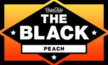 The Black Peach aromitiiviste 10ml