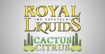 Royal Cactus Citrus aromitiiviste 10ml