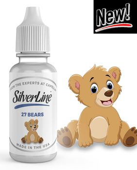 Capella Flavors 27 Bears Silverline aromitiiviste 13ml