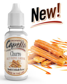 Capella Flavors Churro aromitiiviste 13ml