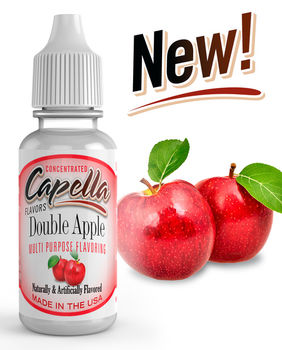 Capella Flavors Double Apple aromitiiviste 13ml