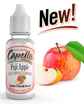 Capella Flavors Fuji Apple aromitiiviste 13ml