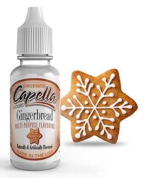 Capella Flavors Ginger Bread aromitiiviste 13ml