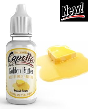 Capella Flavors Golden Butter aromitiiviste 13ml