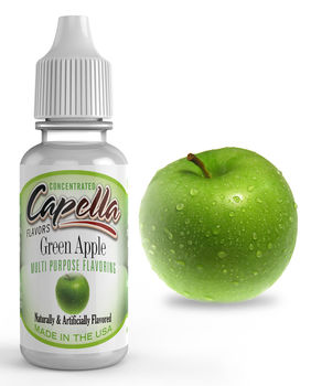 Capella Flavors Green Apple aromitiiviste 13ml