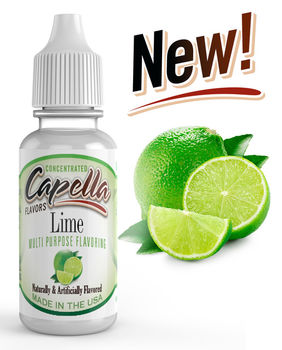 Capella Flavors Lime aromitiiviste 13ml