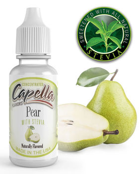 Capella Flavors Pear with Stevia aromitiiviste 13ml