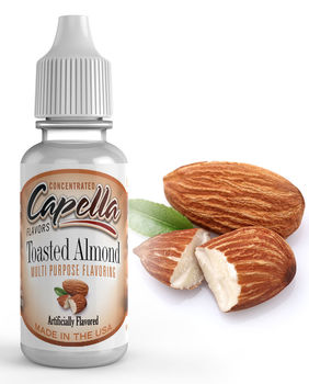 Capella Flavors Toasted Almond aromitiiviste 13ml