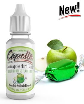 Capella Flavors Green Apple Hard Candy aromitiiviste 13ml