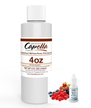 Capella Flavors Harvest Berry aromitiiviste ISO PULLO 118ml