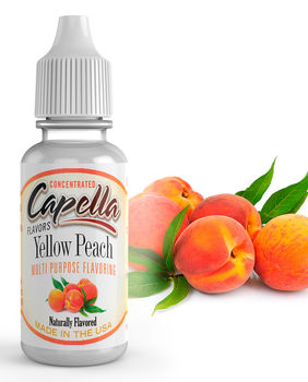 Capella Flavors Juicy Peach aromitiiviste 13ml