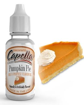 Capella Flavors Pumpkin Pie aromitiiviste 13ml