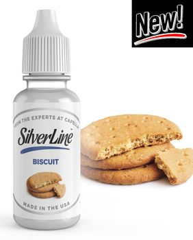 Capella Flavors Biscuit Silverline aromitiiviste 13ml