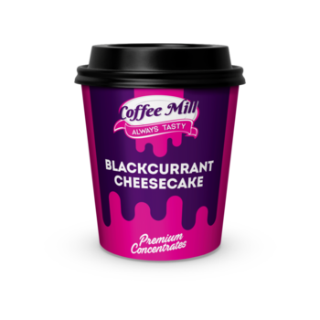 Coffee Mill Blackcurrant Cheesecake aromitiiviste 10ml