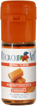 FlavourArt Butterscotch aromitiiviste 10ml