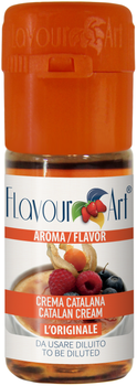 FlavourArt Catalan Cream aromitiiviste 10ml