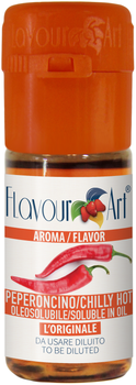 FlavourArt Chilly Hot aromitiiviste 10ml