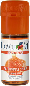 FlavourArt Maple Syrup aromitiiviste 10ml