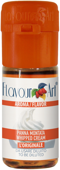 FlavourArt Whipped Cream aromitiiviste 10ml