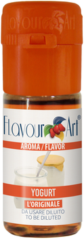 FlavourArt Yogurt nestetiiviste 10ml 0mg