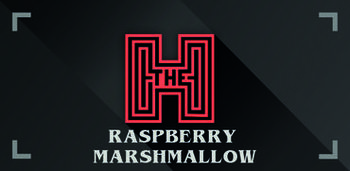 The H Raspberry Marshmallow aromitiiviste 10ml