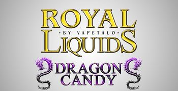 Royal Dragon Candy aromitiiviste 10ml